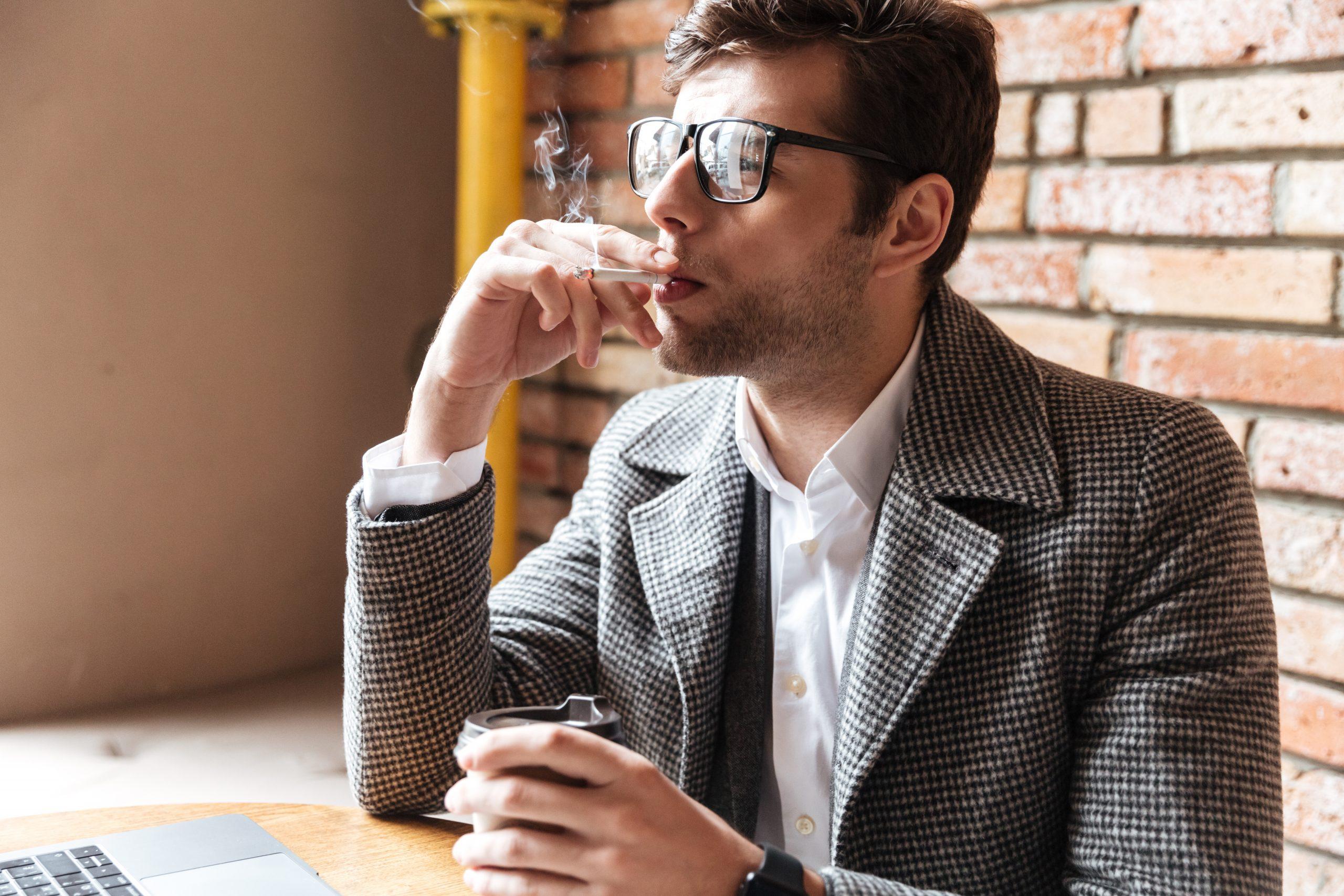 Защо пушим повече, когато сме нервни?