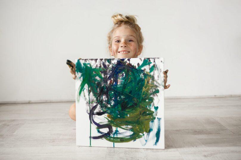"""""""Тайният език"""" на детската рисунка"""