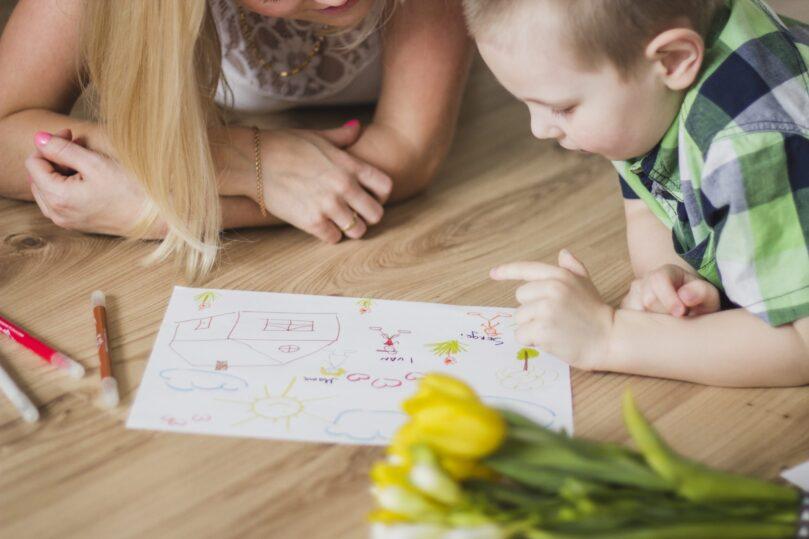 """""""Символният език"""" на децата в аутистично състояние"""
