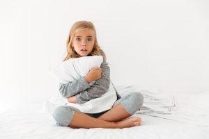 Случай на страх при дете